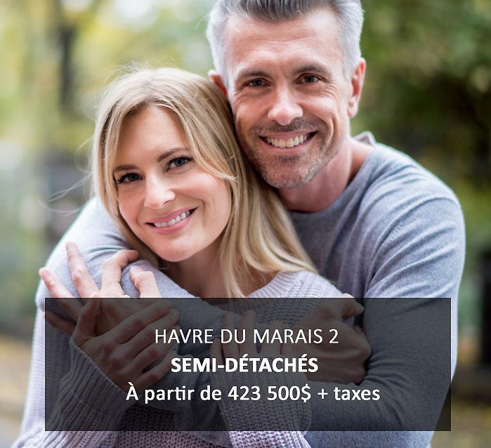 Projet Havre du marais 2